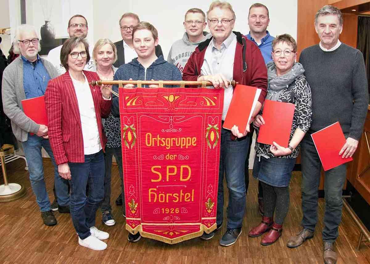 SPD Ortsverein Hörstel